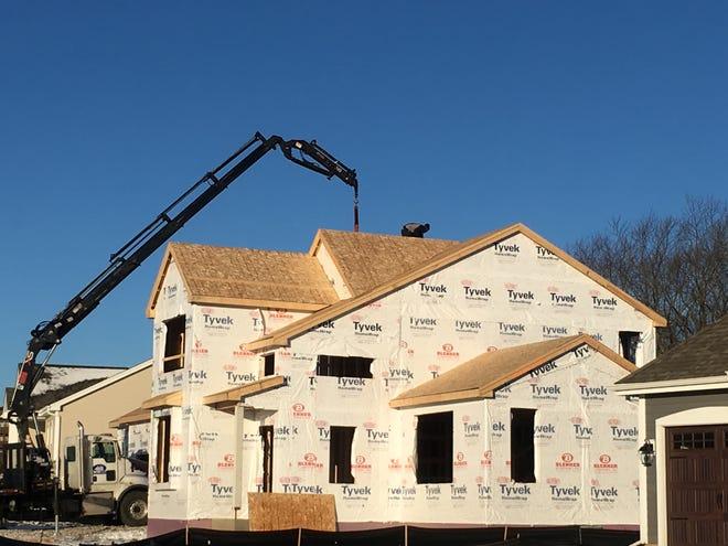 Brookdale Estates in Menomonee Falls is among new neighborhoods developing in the Milwaukee suburbs.