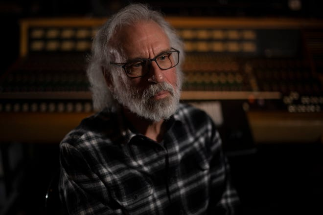 Session musician Steve Nathan has become a crusader to help fix a series of problems that have hit the musicians union pension fund. Photographed Wednesday Jan. 23, 2019 in Nashville, Tenn.