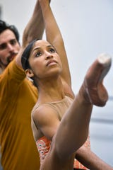 """Kayla Rowser will star in the ballet """"Lucy Negro Redux,"""" which explores the mysterious love life of William Shakespeare through the perspective of the illustrious """"Dark Lady,"""" for whom many of his famed sonnets were written."""