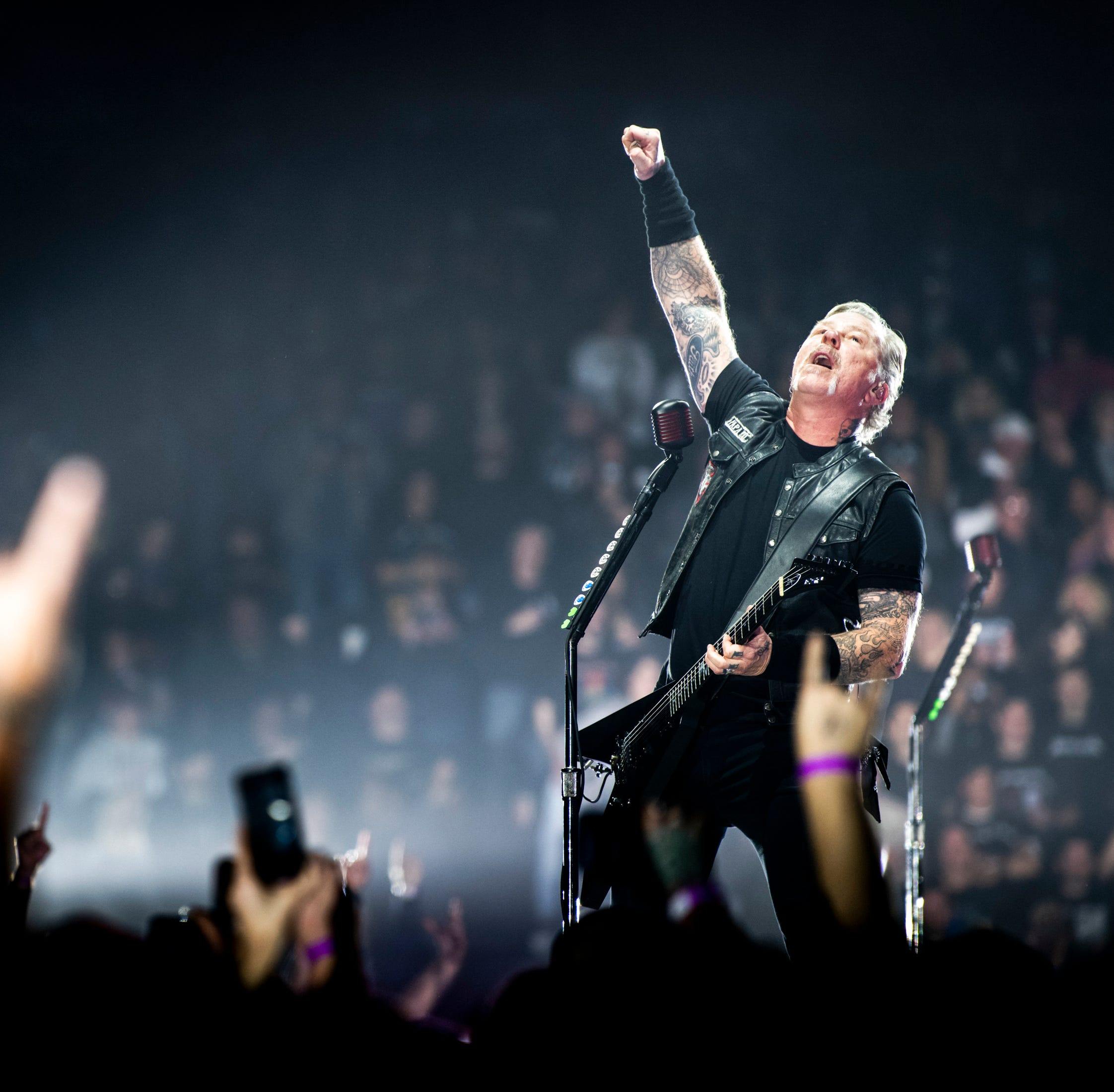 What Metallica's setlist may look like when the 2019 tour hits Louisville