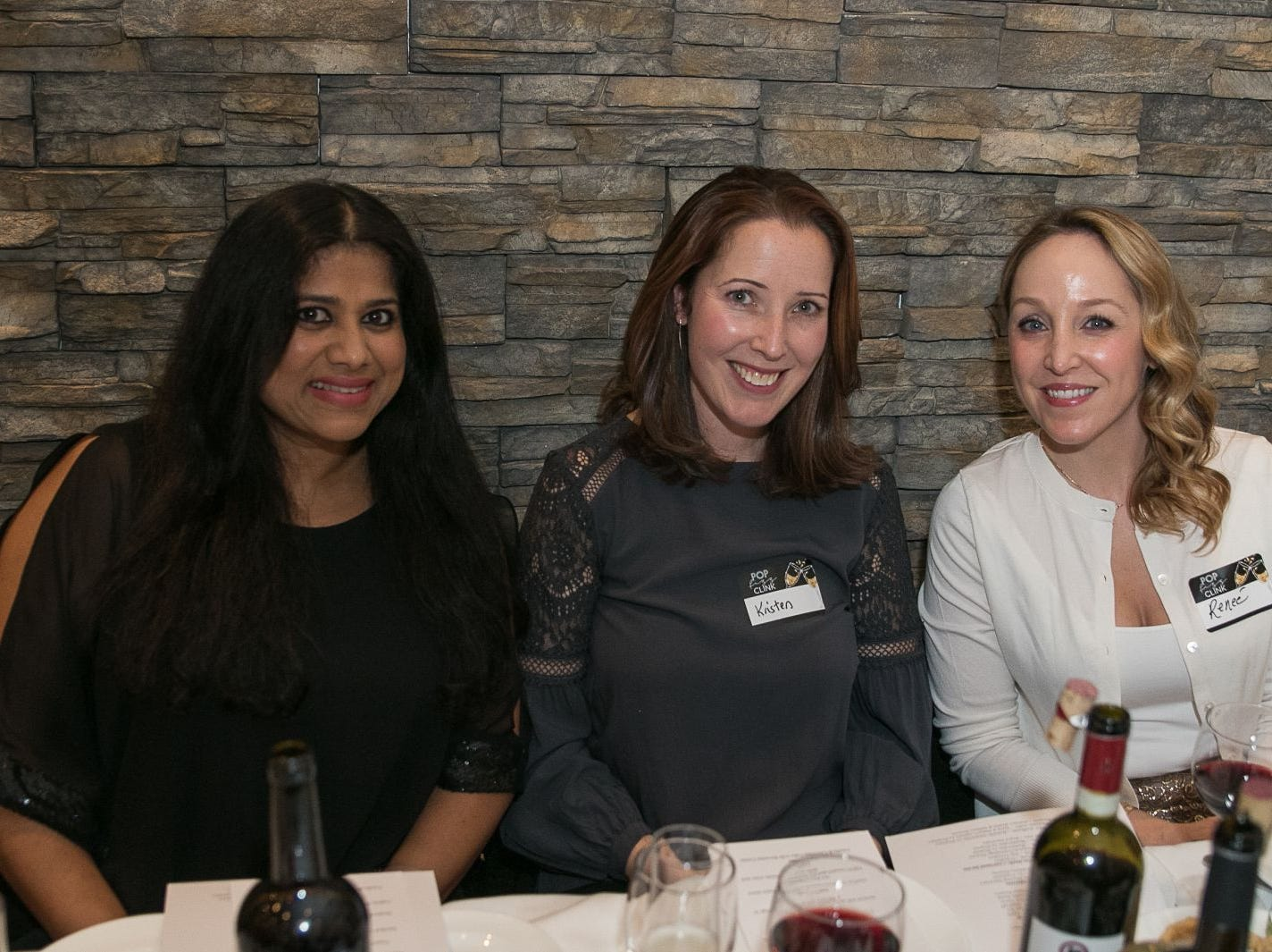 The Saddle River Valley Junior Woman's Club held an inductee dinnerfor incoming members at Bellisimo Restaurante in Montvale. 01/23/2019