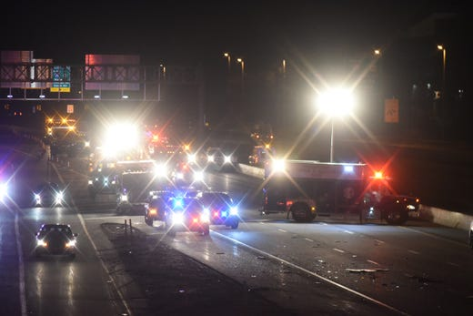 Parsippany New Jersey Bus Crash Leaves One Dead At