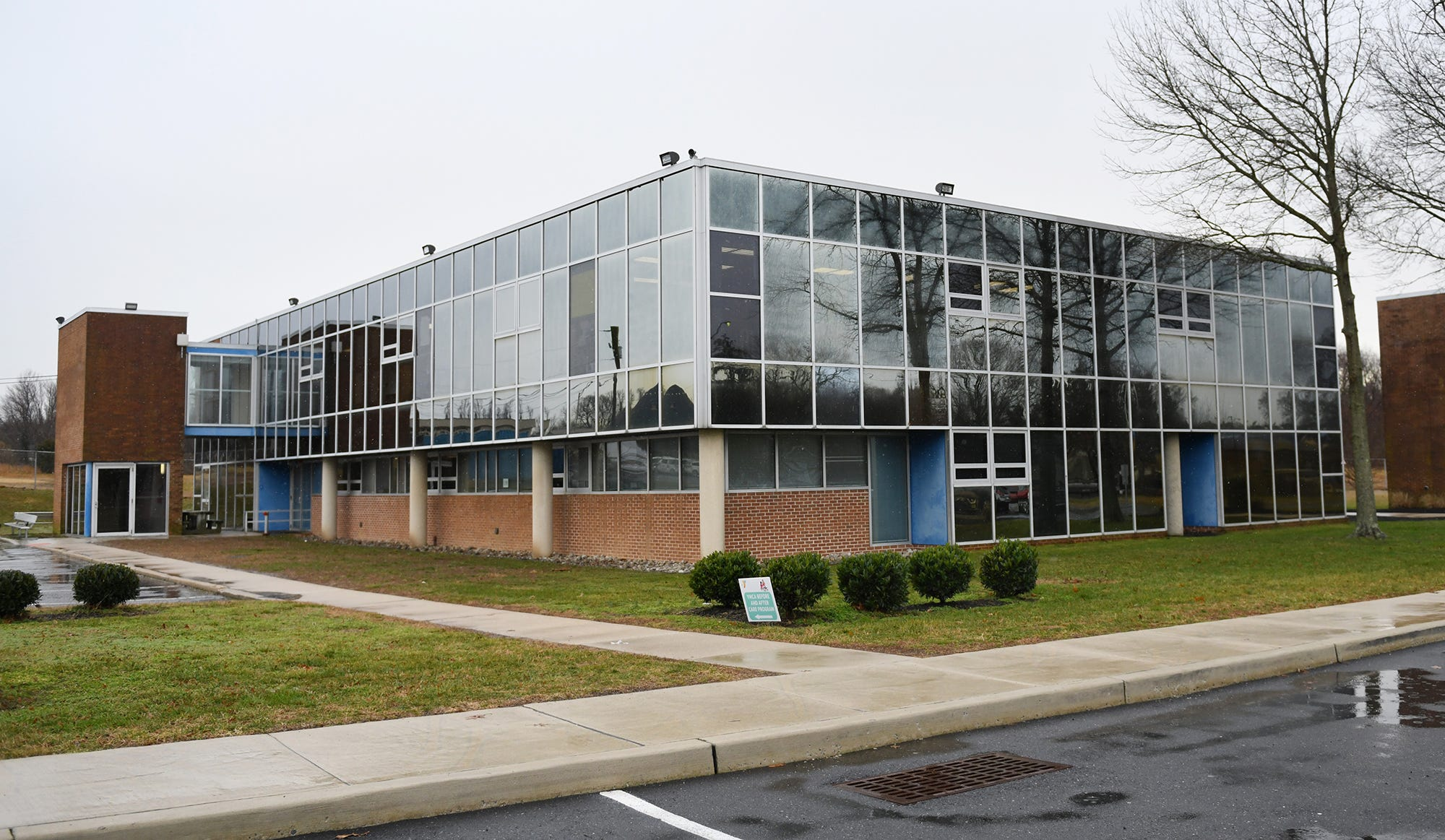 The Bridgeton Public Charter School, located at 790 East Commerce Street in Bridgeton, was a former county administration building.