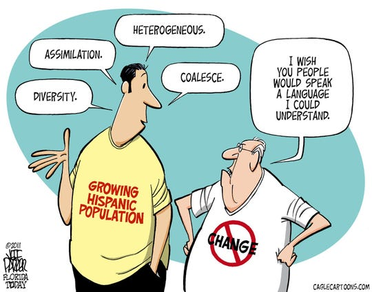 Jeff Parker of Florida Today drew this cartoon.