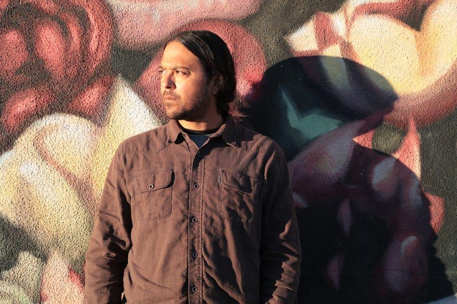 Coachella artist Armando Lerma is the only local and returning artist to Desert X, Coachella, Calif., January 24, 2019.