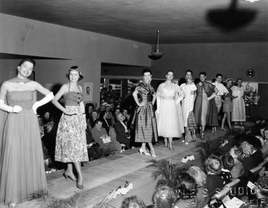 Palm Springs Woman's Club c.1950.