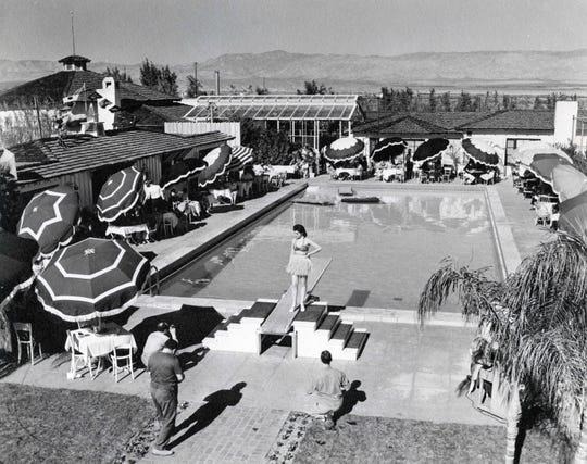Racquet Club c.1939.