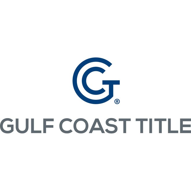 The new Gulf Coast Title Agency logo.