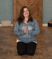 Christa Sonnier, director at Breathe Yoga.