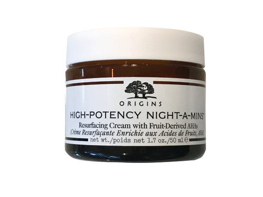 Hydrate with Origins High-Potency Night-A-Mins, $45, Dillard's