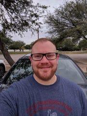 University of Arizona professor Russell Toomey