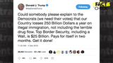 President Donald Trump said on Twitter that illegal immigration costs the United States at least $200 billion. Is he right?