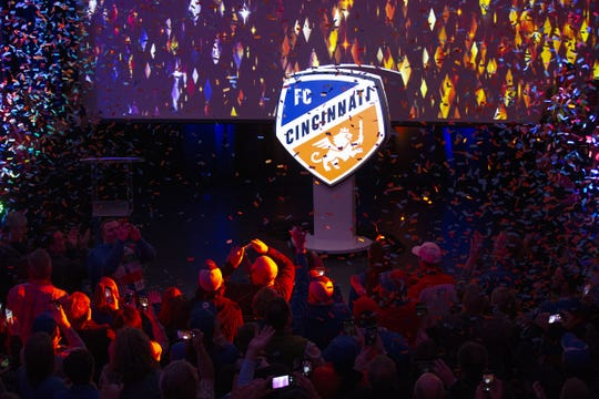 FC Cincinnati will join Major League Soccer starting in the 2019 season. Austin FC will enter the league in 2021.