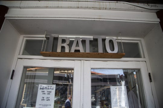 Exterior of Tratto in Phoenix.