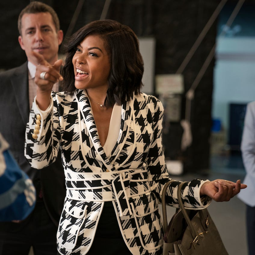 Taraji P. Henson deserves more than 'What Men Want'