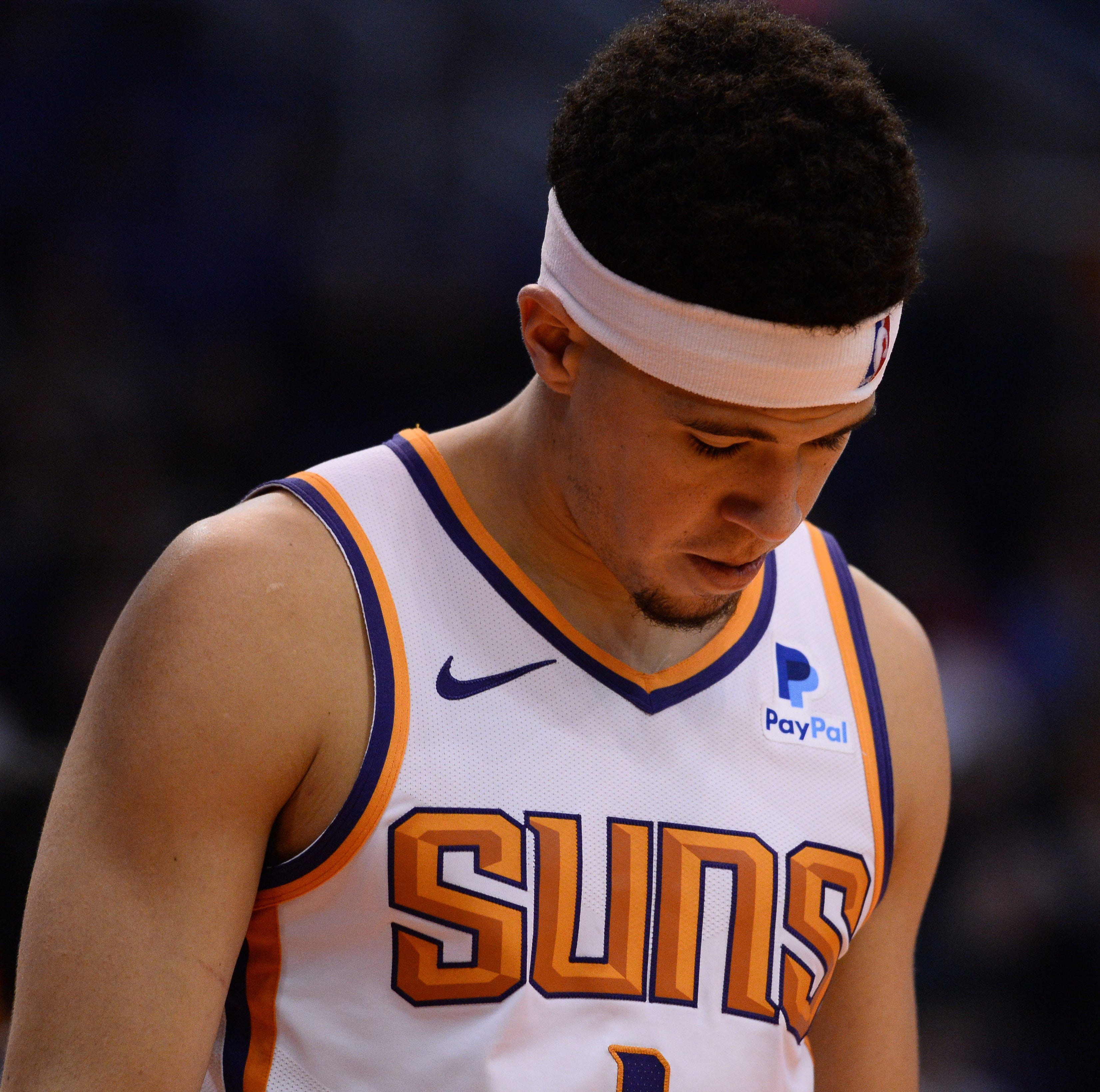 The Suns are on the verge of having NBA's worst record — again