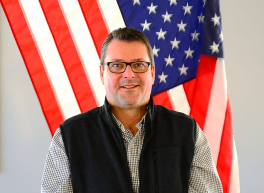 John Flannery is running to serve as Franklin County commissioner.