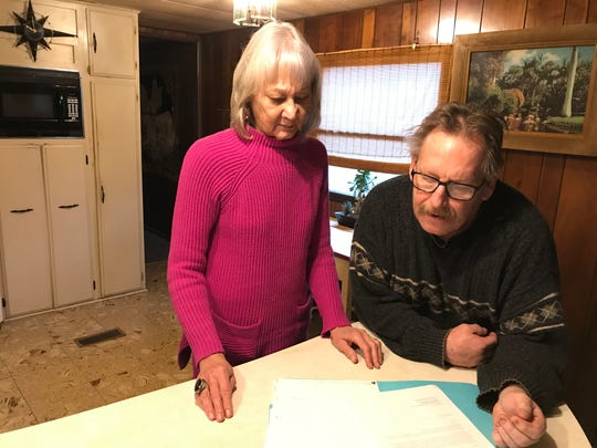 Jeff and Judy Crouse have been grappling with staying ahead of medical bills after Jeff had a heart attack. They are concerned they may lose their home.