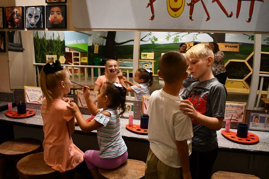 Hands-on House Children's Museum in Lancaster gives kids and their family a fun place to learn together.