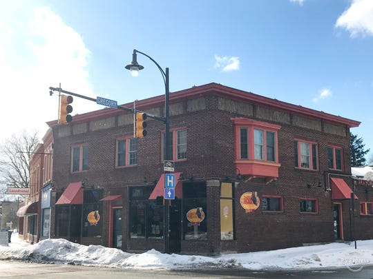 The Toasted Bear Tavern is at 689 South Ave.