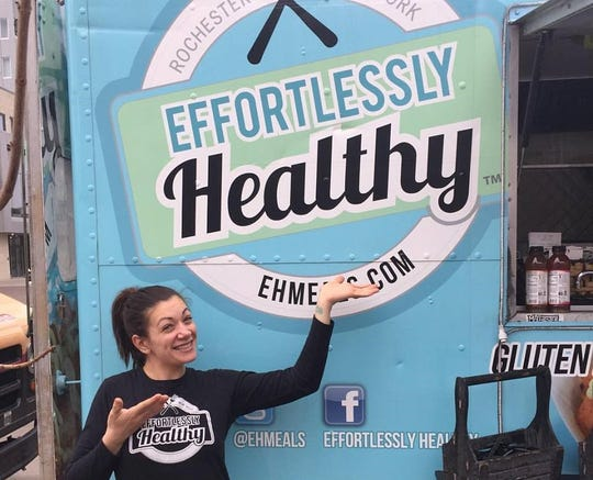 Shaina Sidoti is owner of Effortlessly Healthy.