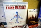 Authorities say there are now 40 confirmed cases of measles in a Pacific Northwest outbreak.
