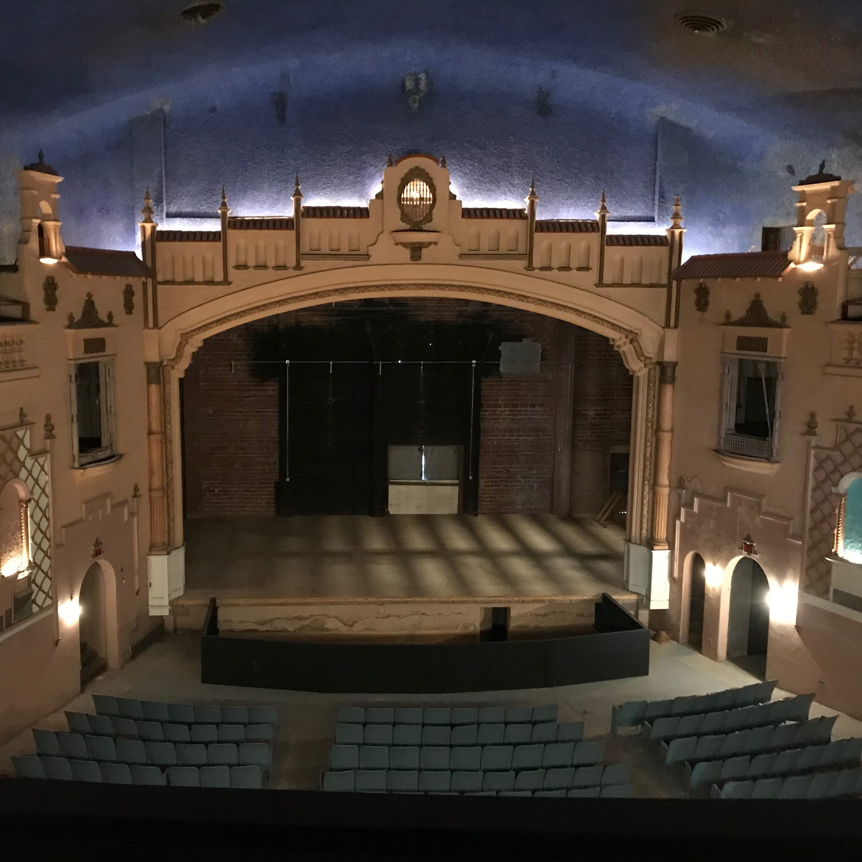 Historic San Angelo theater celebrates 90th birthday alone; owner still holds hope