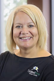 Angie Kenneke was named lending director at UnitedOne Credit Union.