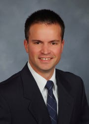 Joshua TeBeest is a manager at Huberty's Sheboygan location