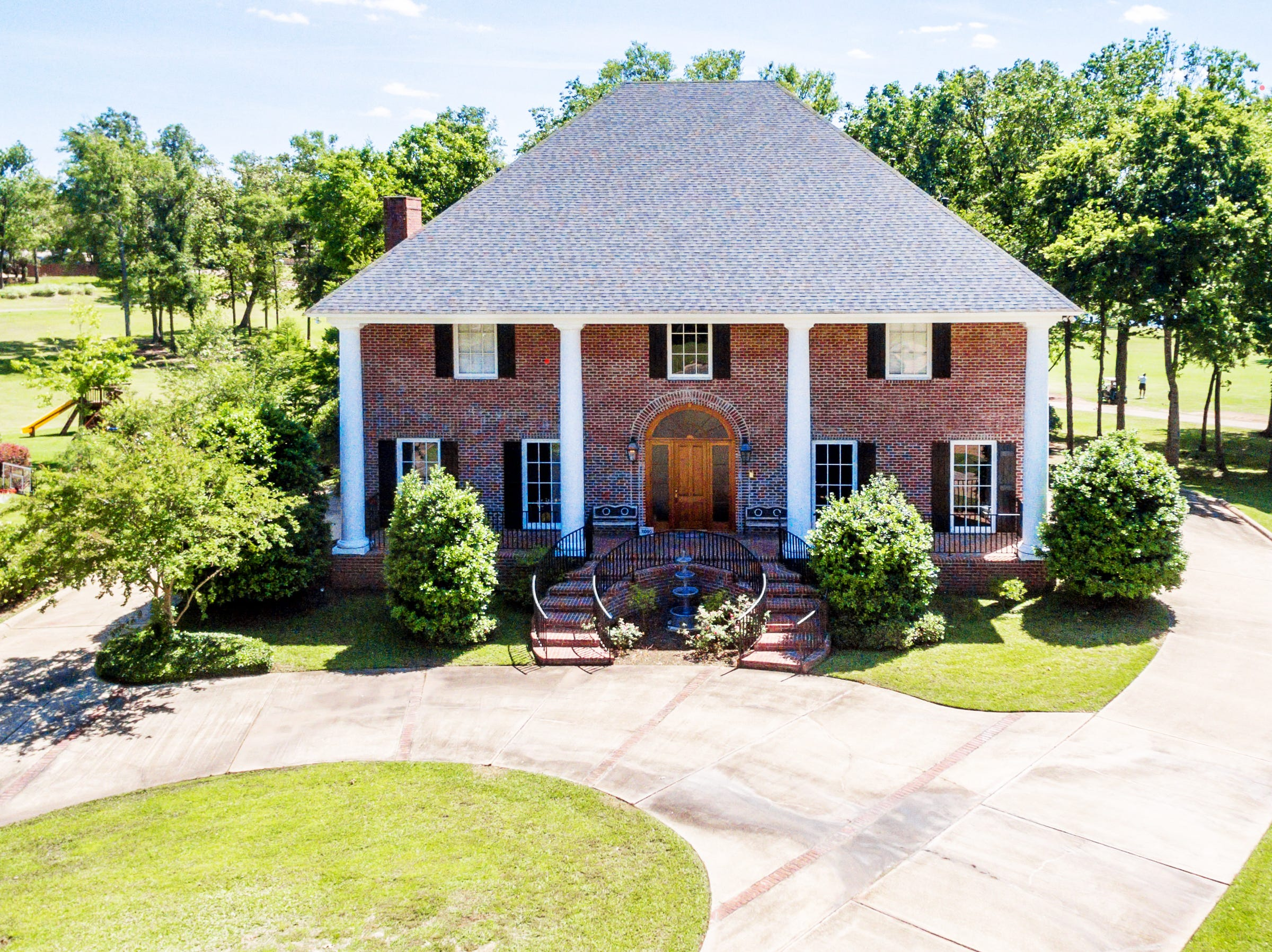 11090 Ashland Way, Shreveport  Price: $624,900  Details: 5 bedrooms, 4.5 bathrooms, 5,033 square feet  Special features: Golf course living, nestled between two outstanding lake view holes, modeled after A. Hayes Town's style, densely wooded backyard.   Contact: Paige Hoffpauir, 798-7223