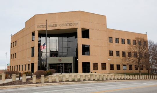 On Jan. 16, 2019, Judge Cynthia Norton, a federal bankruptcy judge, dismissed a bankruptcy case filed by 417 Rentals, a property company owned by Springfield entrepreneur Chris Gatley. Pictured: The United States Federal Courthouse located at 222 E St. Louis St.