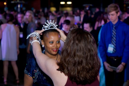 This year's Night to Shine will be Feb. 8 at the Centre of Tallahassee.