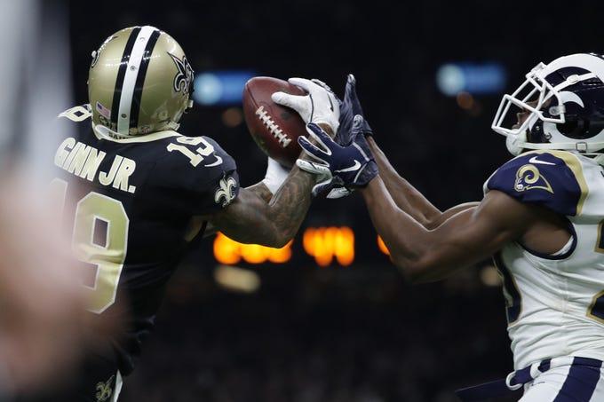 e18e7705 Lamarcus Joyner: 4 things to know about LA Rams, FSU football safety