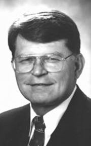 Tom Warner, former state Legislator and  Solicitor General, is seen in this 1982 file photo.