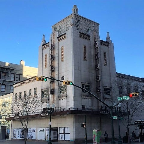 El Paso's historic Kress Building set for cleanup under new owner Paul Foster