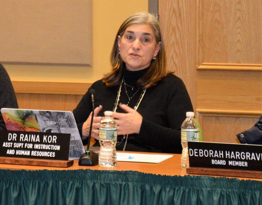 Raina Kor, assistant superintendent for instruction and human resources, approved Lubinsky's pay for several conferences at which he was working for the Google partner, EdTechTeam.
