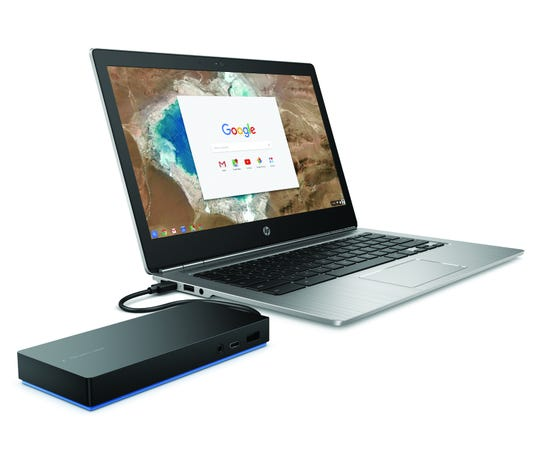 HP introduced its version of the Google Chromebook in 2016.