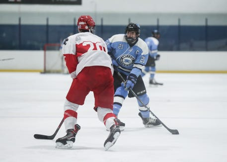 Kyle Foresta is hoping to lead Suffern to its first Division I championship since 2013. The Mounties have not lost a game since Dec. 3.