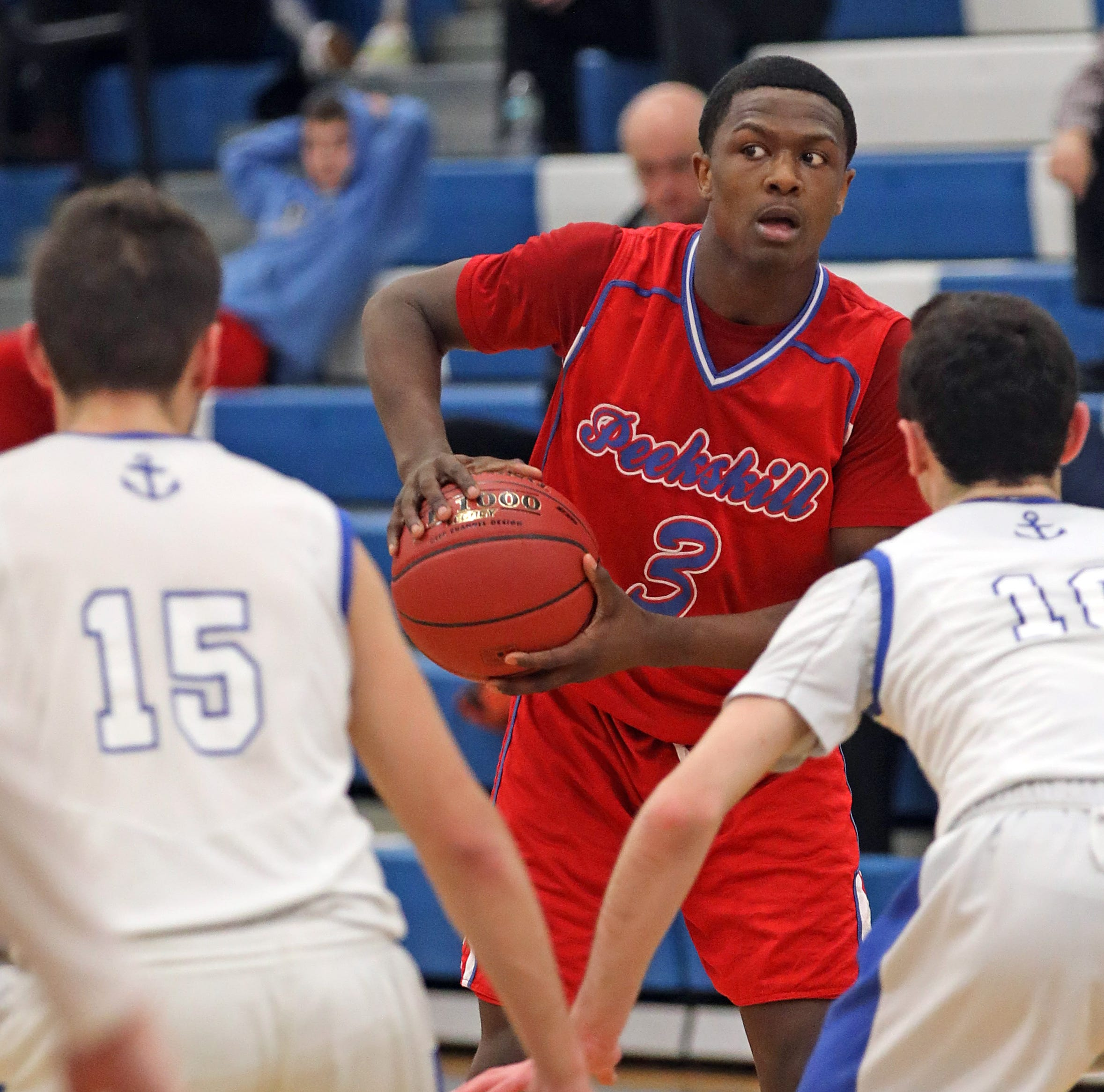 Boys basketball: Peekskill's Shion Darby picked Section 1's Mr. Basketball