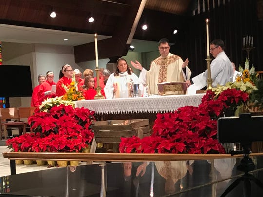 The Rev. Kyle Martindale previously served as the assistant rector of All Saints Episcopal Church in Omaha, Nebraska.
