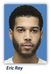 Eric Ray, a 27-year-old from Newark, has been indicted on first-degree murder, possession of a firearm during the commission of a felony, possession of a firearm previously convicted first-degree conspiracy charges.