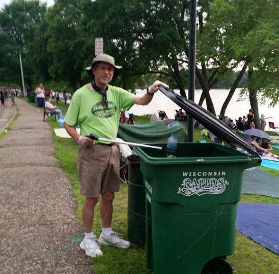Recycling Rangers group helps make Wisconsin Rapids a more sustainable place to live