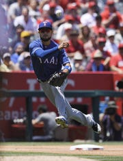 Isiah Kiner-Falefa came out of nowhere to be an everyday player in the Texas Rangers lineup during his rookie season.