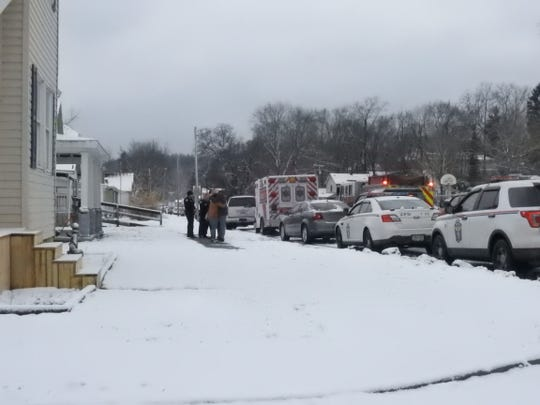 Two individuals were found dead in a home on Woodlawn Avenue Thursday afternoon. Zanesville Police Department is investigating the deaths as possible overdose.