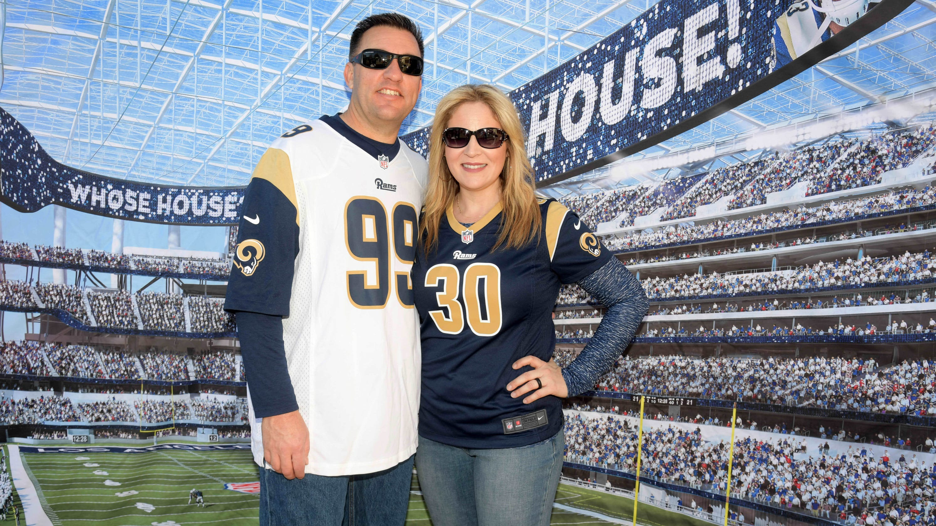 6f136d28c45 Most expensive stadium in U.S. history 60 percent done as Los Angeles Rams  head to Super Bowl