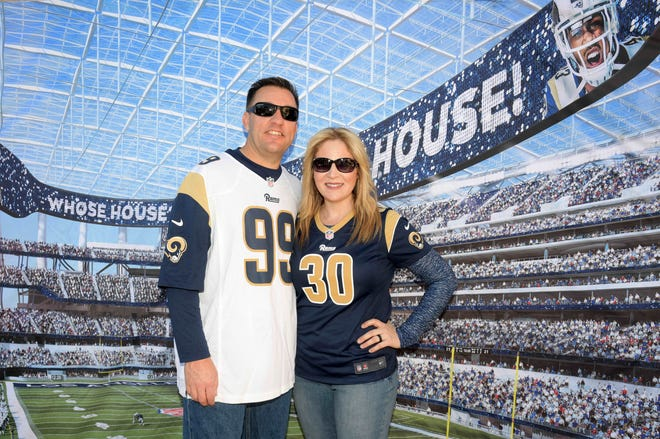 Super Bowl 2020 Home Team.Super Bowl Los Angeles Rams Show Rest Of Nfl Taking Risks