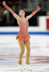 At just 13 years old, Alysa Liu is in second place after the women's short program.