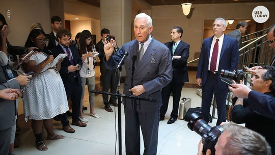 FBI arrests Roger Stone, former advisor of President Trump