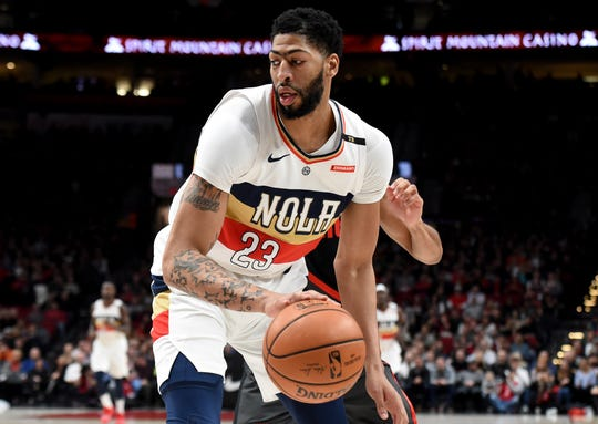 NBA All-Star Game  Did Pelicans  Anthony Davis deserve starting spot  b62ee4521