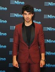 Joe Jonas attends the Nine All Stars Event on May 16, 2018 in Sydney, Australia.